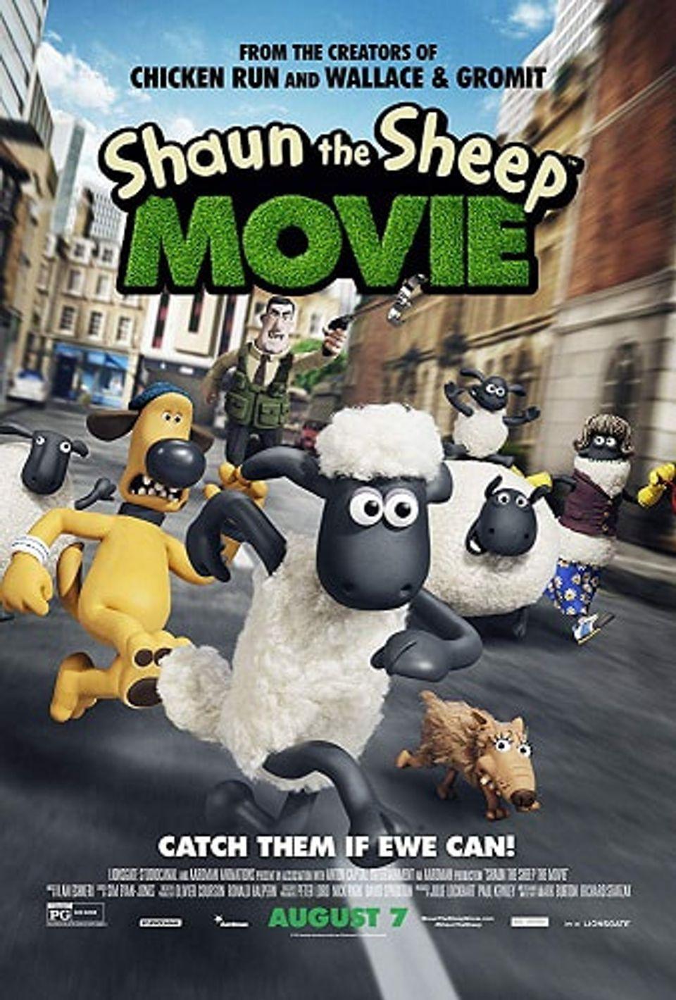 """ภ.แอนิเมชัน """"แกะซ่าฮายกก๊วน มูฟวี่"""" (SHAUN THE SHEEP MOVIE)"""