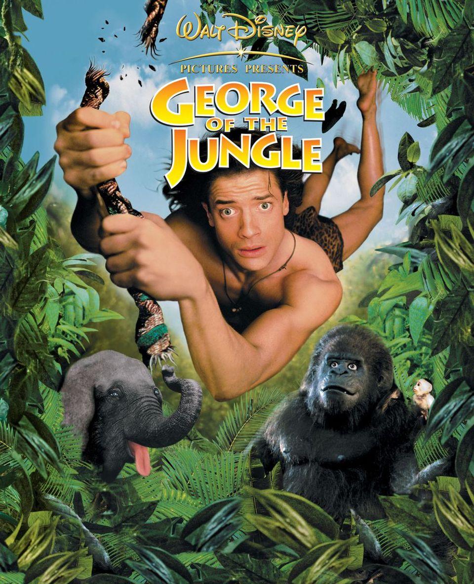 """ภ.ฝรั่ง """"จอร์จ เจ้าป่าฮาหลุดโลก"""" (GEORGE OF THE JUNGLE)"""
