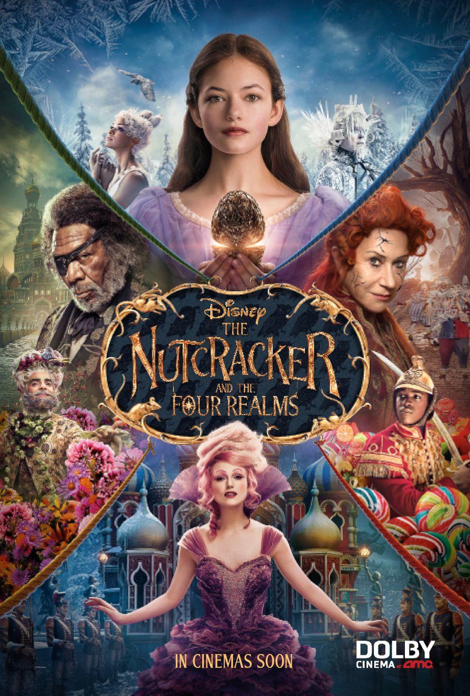 """ภ.ฝรั่ง """"THE NUTCRACKER AND THE FOUR REALMS : เดอะนัทแครกเกอร์กับสี่อาณาจักรมหัศจรรย์"""" (THE NUTCRACKER AND THE FOUR REALMS)"""