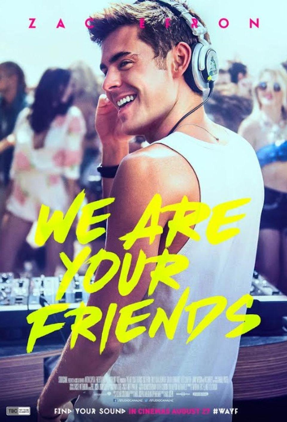 """ภ.ฝรั่ง """"วี อาร์ ยัวร์ เฟรนด์ส"""" (WE ARE YOUR FRIENDS)"""