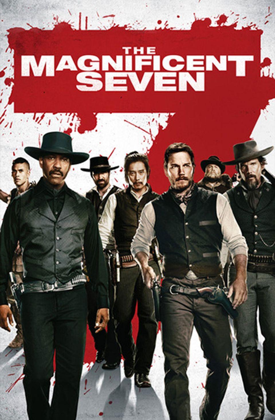 """ภ.ฝรั่ง """"7 สิงห์แดนเสือ"""" (THE MAGNIFICENT SEVEN)"""
