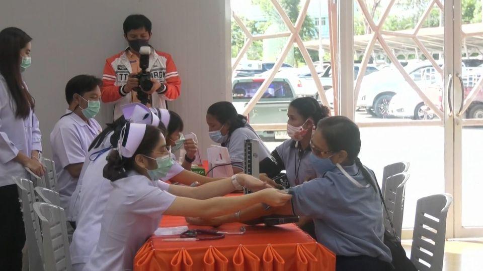 ราชวิทยาลัยจุฬาภรณ์ จัดโครงการทศวรรษโรงพยาบาลจุฬาภรณ์ธรรมสัญจร เพื่อศูนย์การแพทย์ภัทรมหาราชานุสรณ์ ครั้งที่ 10