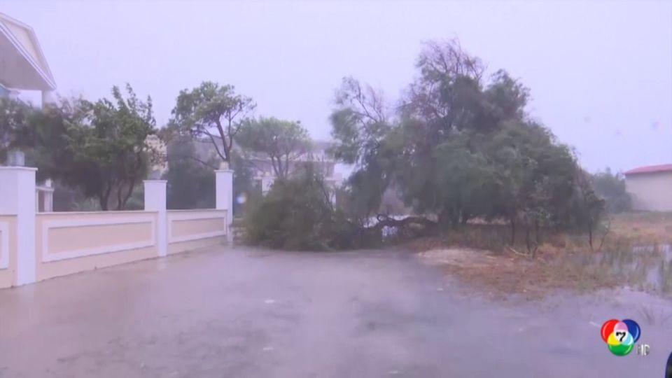 พายุไซโคลน ลานอส พัดถล่มกรีซ พบมีผู้เสียชีวิตแล้วอย่างน้อย 2 คน