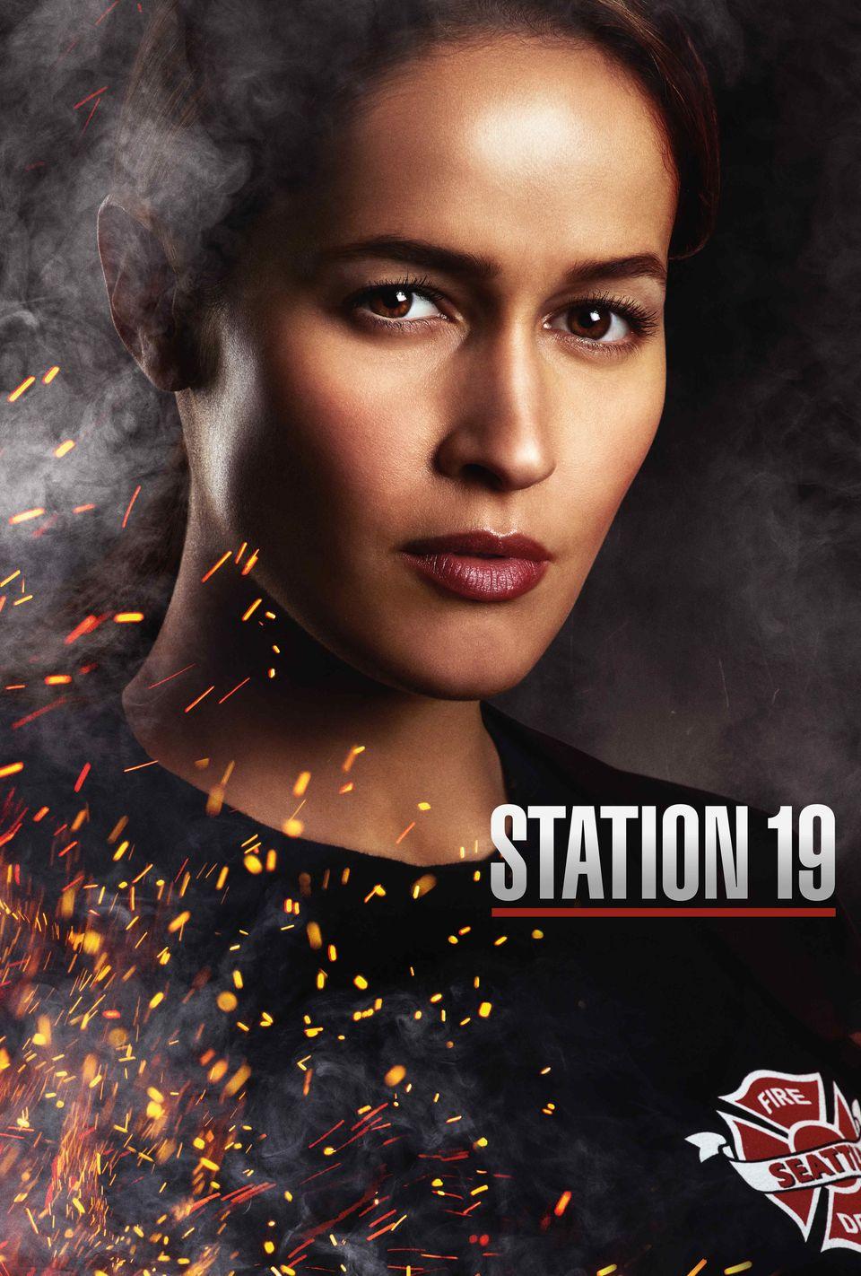 STATION 19 ทีมแกร่งนักผจญเพลิง ปี 2 (STATION 19 YR 2)