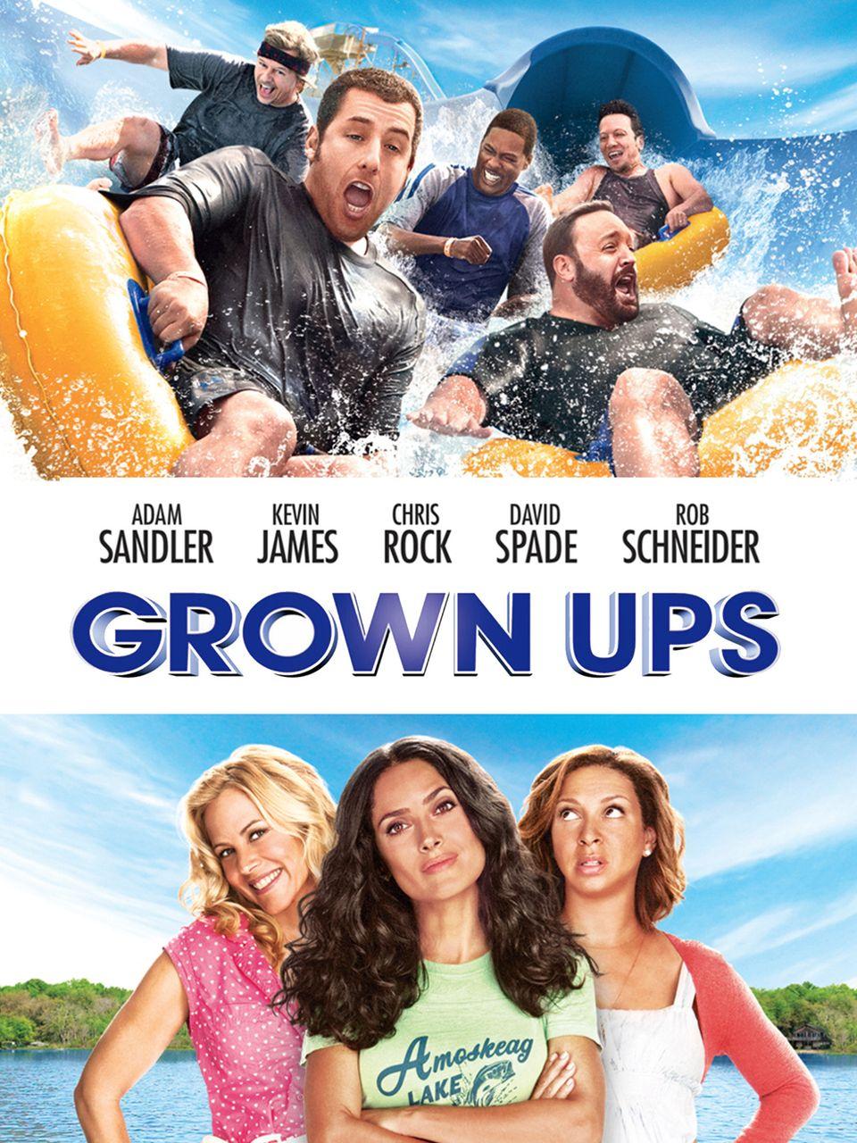 """ภ.ฝรั่ง """"ขาใหญ่ วัยกลับ"""" (GROWN UPS)"""