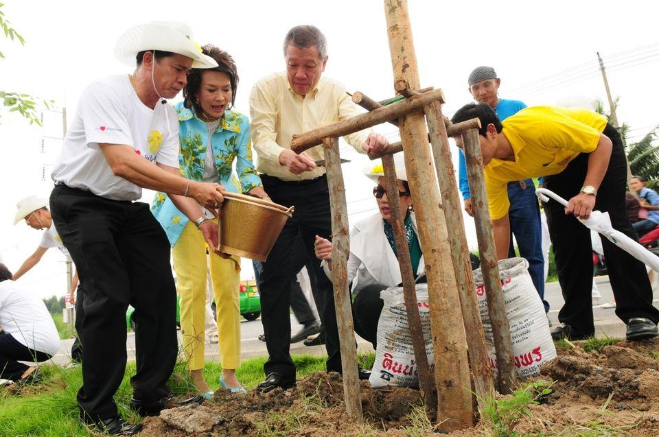 โครงการประชารัฐเครือสหพัฒน์ เดินหน้าพัฒนาด้านเกษตรและสิ่งแวดล้อม