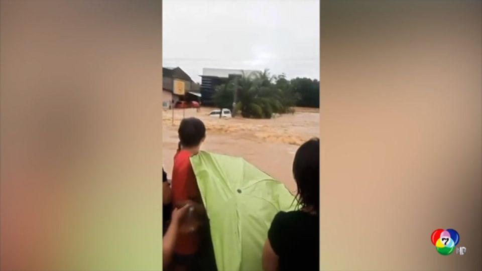 พายุวิกกี้ พัดถล่มฟิลิปปินส์ มีผู้เสียชีวิตแล้ว 8 ราย