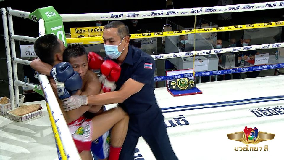 มวยเด็ด วิกหมอชิต : ผลมวยไทย 7 สี 27 ธ.ค.63 ปราบพิภพ เอราวัณ vs ฟ้าสยาม ศิษย์ไทยแลนด์
