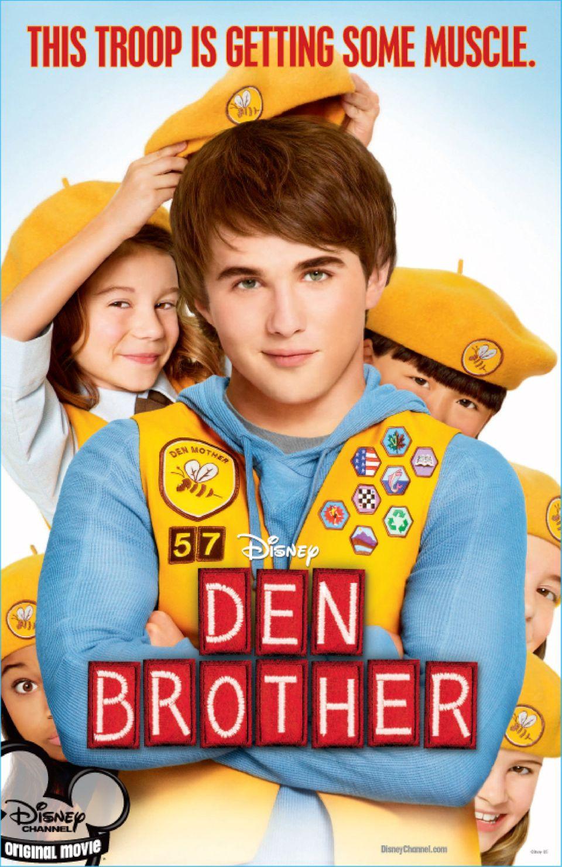 """ภ.ฝรั่ง """"DISNEY DEN BROTHER พี่ชายตัวจุ้น วุ่นจนได้เรื่อง"""" (DISNEY DEN BROTHER)"""