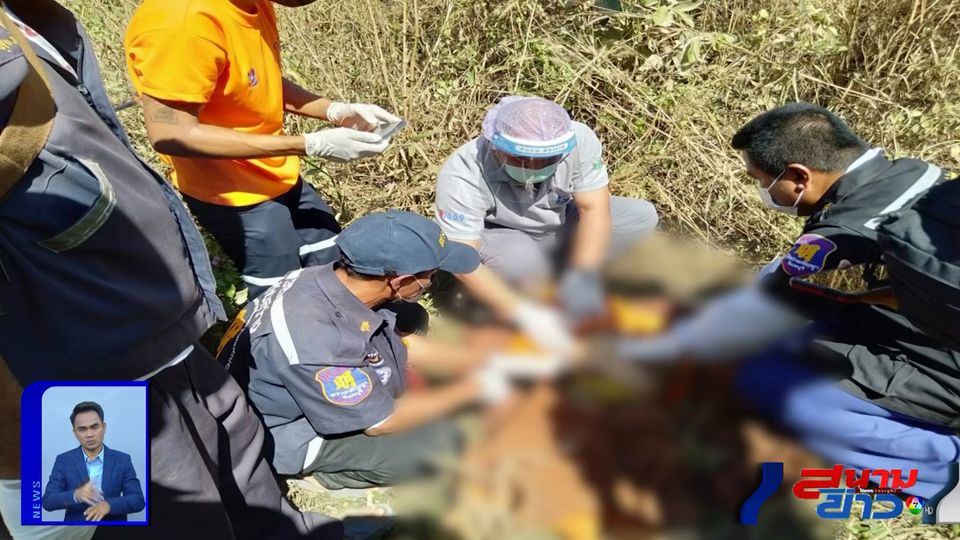 สลด พระภิกษุออกบิณฑบาต ถูกช้างป่าทำร้ายมรณภาพ จ.จันทบุรี
