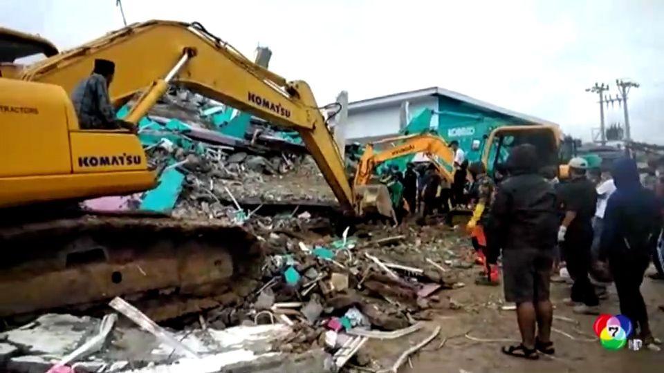 ยอดผู้เสียชีวิตเหตุแผ่นดินไหวในอินโดนีเซีย เพิ่มเป็น 42 คน