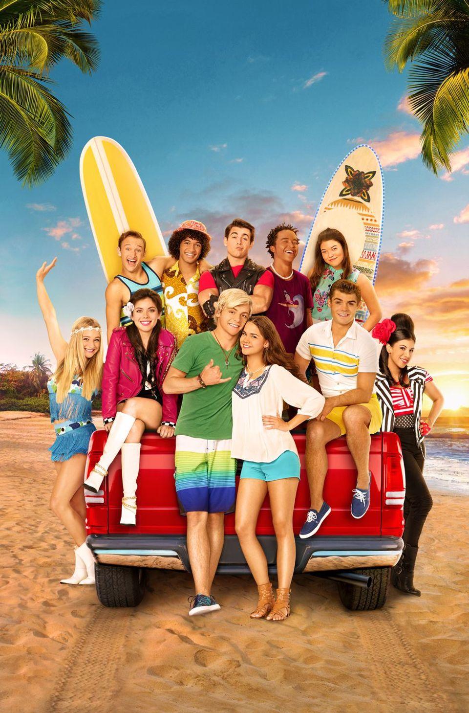 """ภ.ฝรั่ง """"หาดสวรรค์ วัยฝัน วันใส 2"""" (DISNEY TEEN BEACH 2)"""
