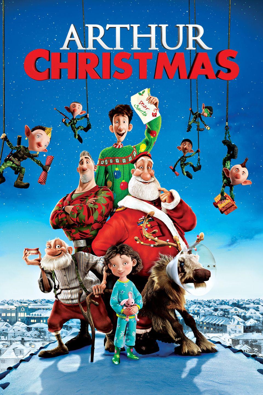 """ภ.แอนิเมชัน """"ของขวัญจานด่วน ป่วนคริสต์มาส"""" (ARTHUR CHRISTMAS)"""