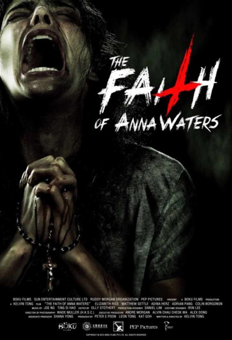 """ภ.ฝรั่ง """"แอนนา วอร์เทอร์ส กำเนิดอำมหิต"""" (THE FAITH OF ANNA WATERS)"""