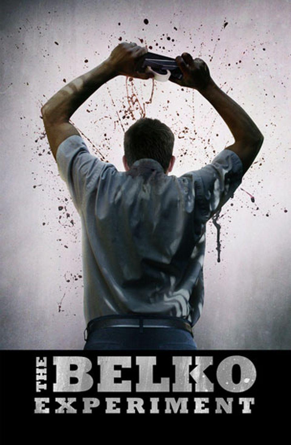 """ภ.ฝรั่ง """"เกมออฟฟิศ ปิดตึกฆ่า"""" (THE BELKO EXPERIMENT)"""