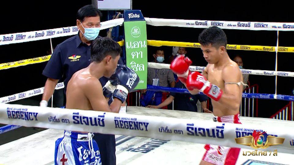 มวยเด็ด วิกหมอชิต : ผลมวยไทย 7 สี 7 มี.ค.64 ไฝพิฆาต ศิษย์หลวงพี่น้ำฝน vs ณรงค์เดช ทรงเดชรถบ้าน