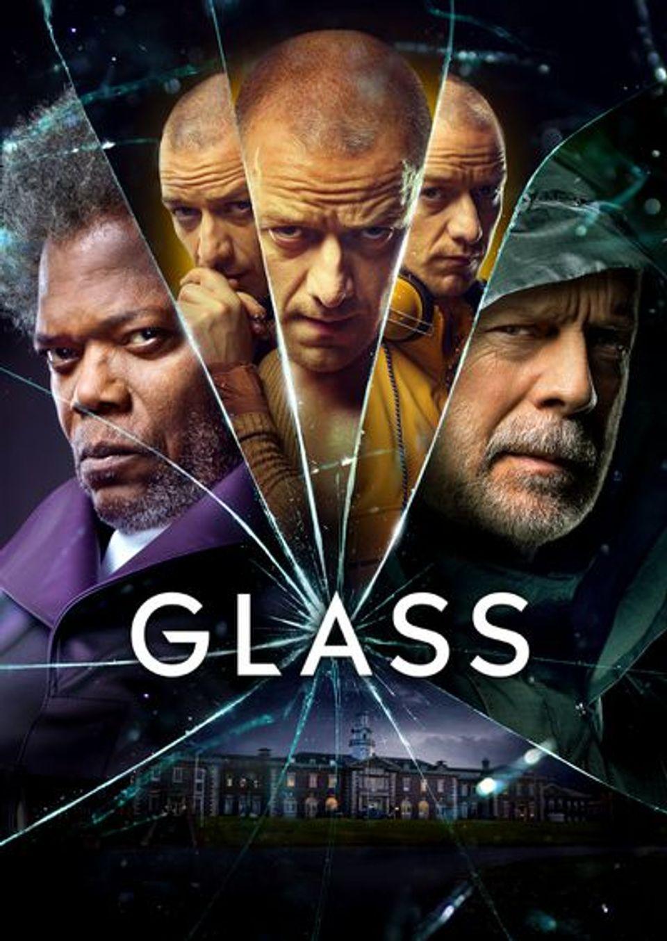 """ภ.ฝรั่ง """"Glass : คนเหนือมนุษย์"""" (GLASS)"""