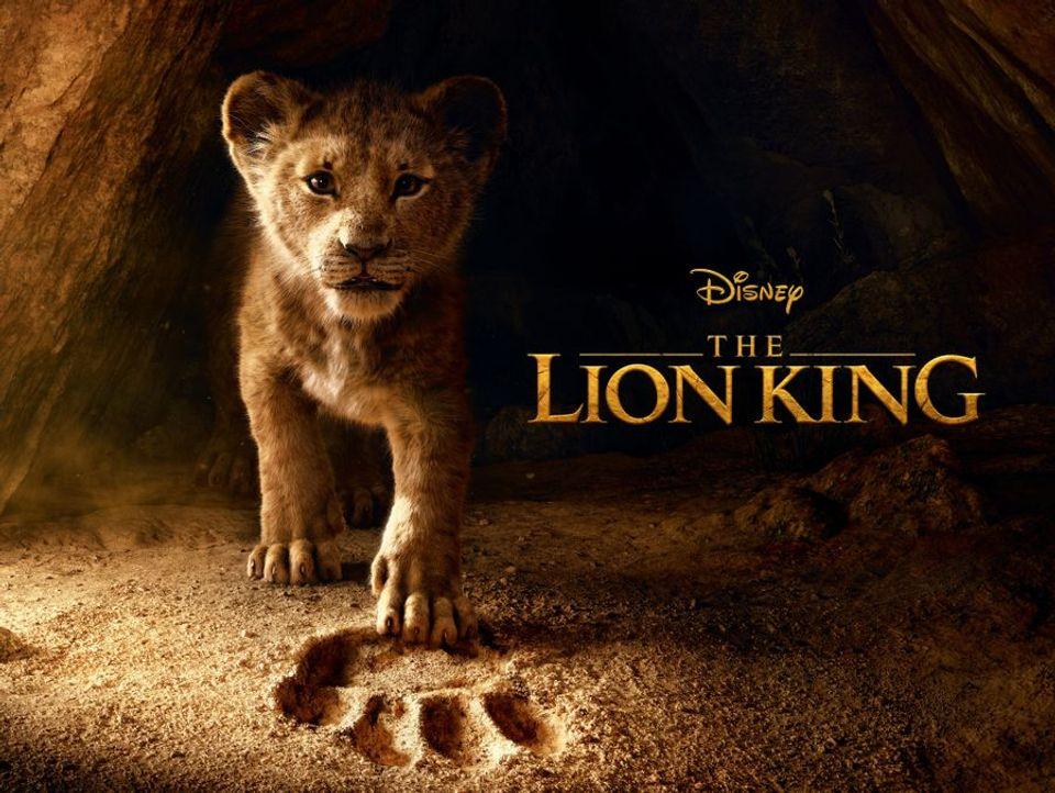 """ภ.แอนิเมชัน """"The Lion King : เดอะ ไลอ้อน คิง"""" (THE LION KING)"""