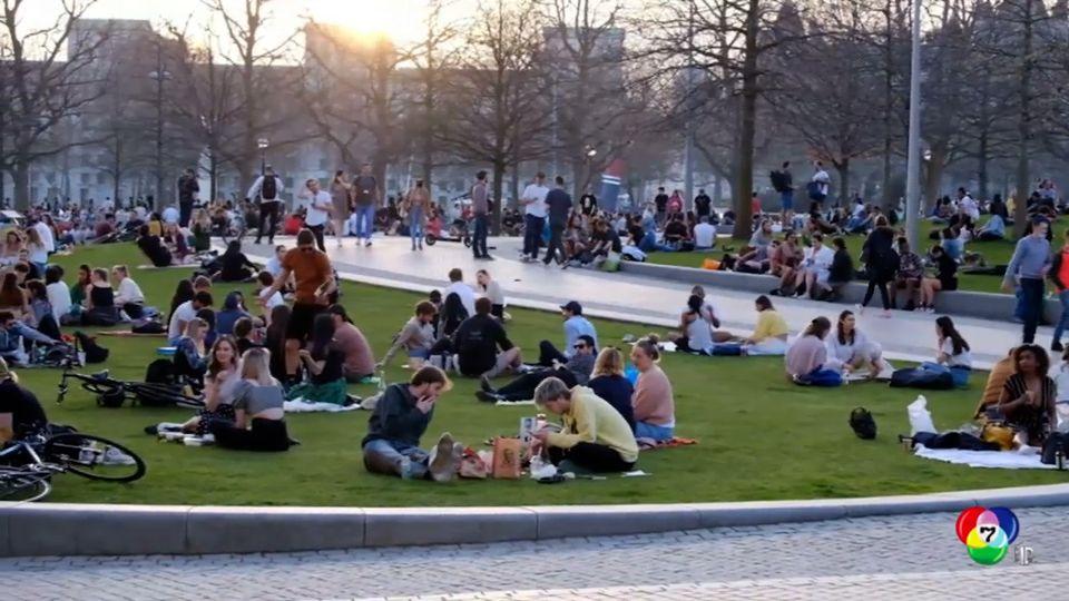 อังกฤษ เผชิญคลื่นความร้อนรุนแรงที่สุดในรอบกว่า 50 ปี