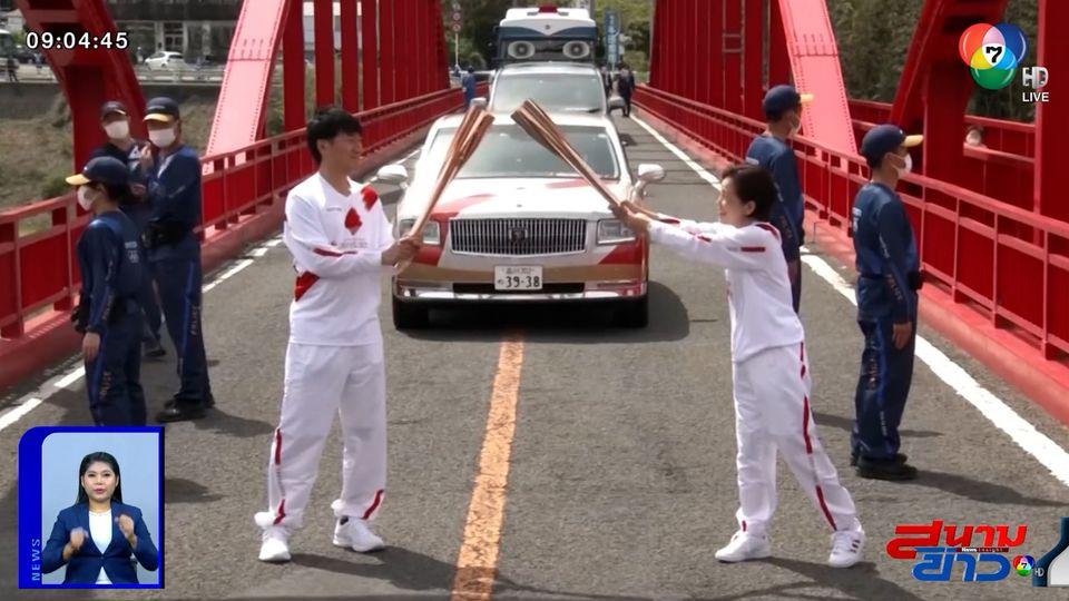 ลือหนัก! จ่อยกเลิกโอลิมปิก หลังโควิด-19 กลับมาระบาดหนักในญี่ปุ่น