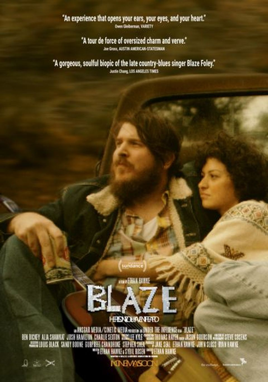 """ภ.ฝรั่ง """"เบลซ ราชาคันทรีโลก (ไม่) ลืม"""" (BLAZE)"""