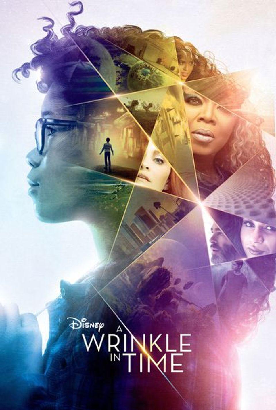"""ภ.ฝรั่ง """"A WRINKLE IN TIME : ย่นเวลาทะลุมิติ"""" (A WRINKLE IN TIME)"""