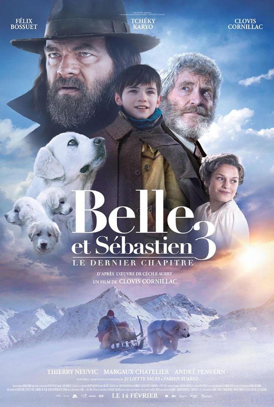 """ภ.ฝรั่ง """"เบลล์แอนด์เซบาสเตียน เพื่อนกันตลอดไป"""" (BELLE & SEBASTIEN 3, FRIENDS FOR LIFE)"""