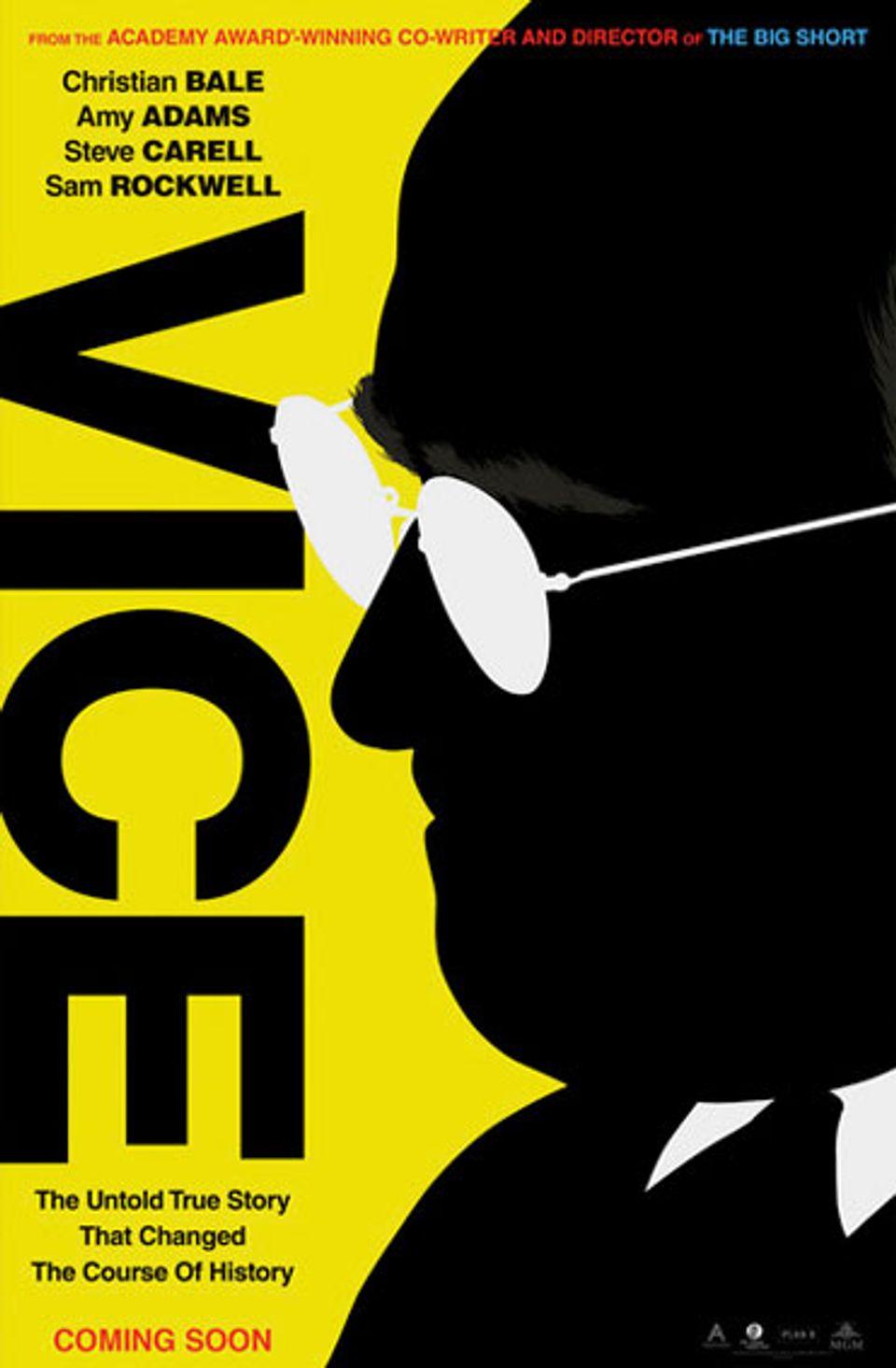 """ภ.ฝรั่ง """"'VICE คนจริง ทำเนียบขาว"""" (VICE)"""