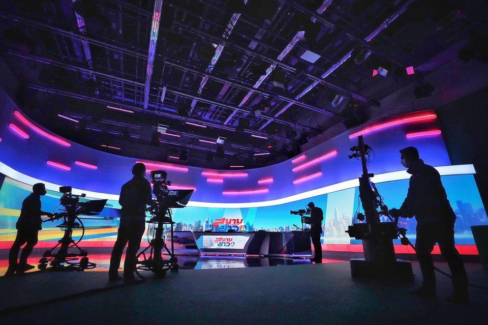 ช่อง 7HD เปิดประสบการณ์ข่าวโฉมใหม่ กับสตูดิโอที่มีจอยาวที่สุดในเอเชียตะวันออกเฉียงใต้ พร้อมกันทั่วโลก 3 พ.ค.นี้