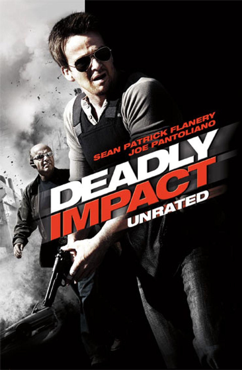 """ภ.ฝรั่ง """"สยบแผนวินาศกรรมชนนรก"""" (DEADLY IMPACT)"""