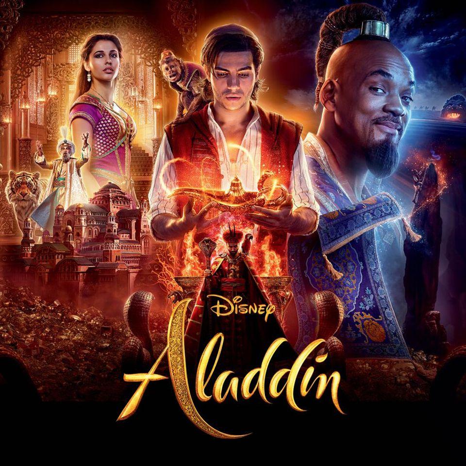 """ภ.ฝรั่ง """"Aladdin : อะลาดิน"""" (ALADDIN)"""
