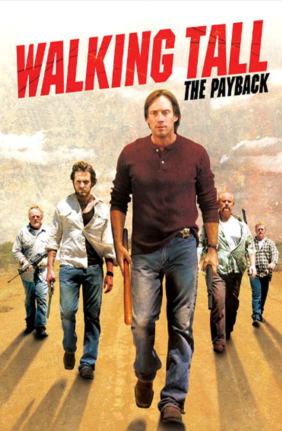 """ภ.ฝรั่ง """"ไอ้ก้านยาว 2"""" (WALKING TALL : THE PAYBACK)"""
