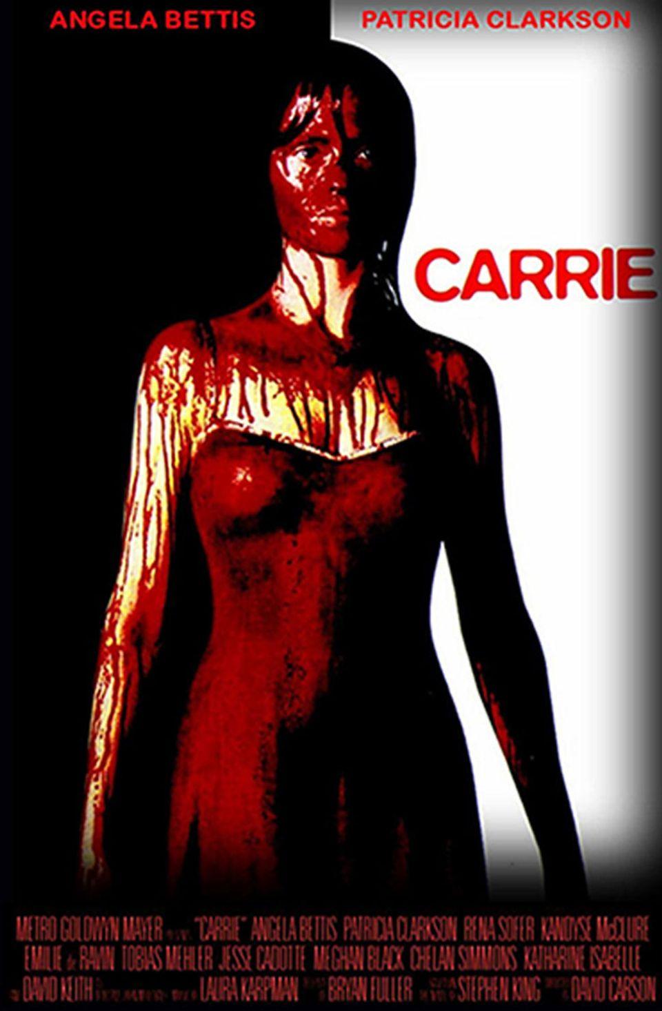 """ภ.ฝรั่ง """"สวยสยองจิตสั่งตาย"""" (CARRIE)"""