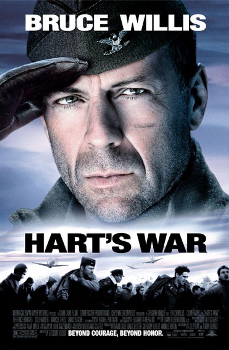 """ภ.ฝรั่ง """"ฮาร์ทส วอร์ สงครามบัญญัติวีรบุรุษ"""" (HART'S WAR)"""