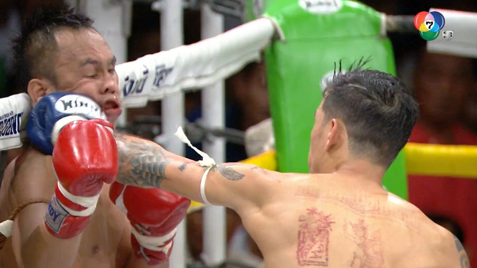 ช็อตเด็ดแม่ไม้มวยไทย 7 สี : 16 ก.ค.64 วันฉลอง พี.เค.แสนชัยมวยไทยยิม vs จอมโหด หมูปิ้งอร่อยจุงเบย