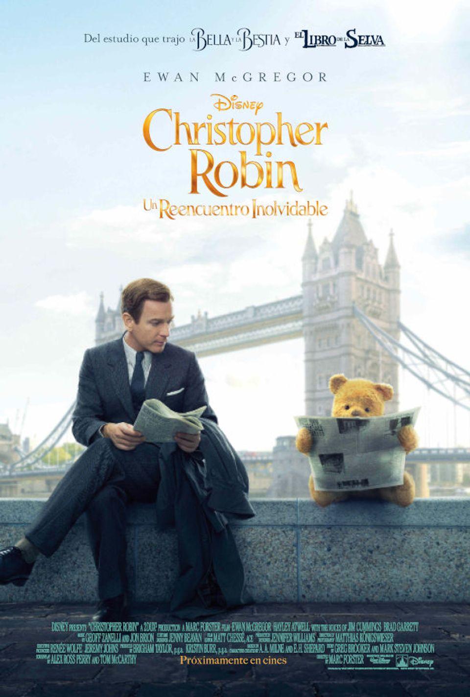 """ภ.ฝรั่ง """"คริสโตเฟอร์ โรบิน"""" (CHRISTOPHER ROBIN)"""