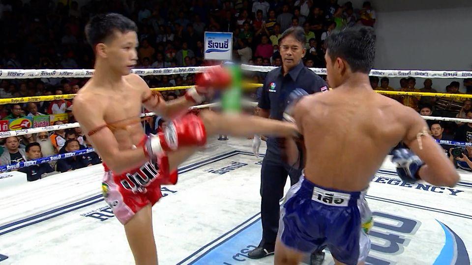 ช็อตเด็ดแม่ไม้มวยไทย 7 สี : 23 ก.ค.64 ฉมวกทอง ศักดิ์ชาตรี vs กิตติชัย สาธิตซีดี