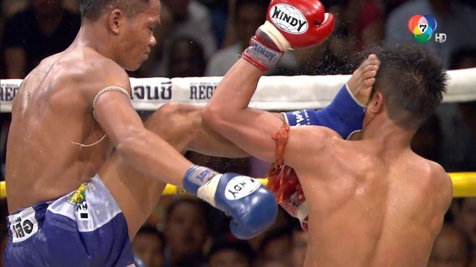 ช็อตเด็ดแม่ไม้มวยไทย 7 สี : 26 ก.ค.64 ขวัญหล้า ส.สุนันท์ชัย vs เพชรสายฟ้า ศิษย์นำขบวน