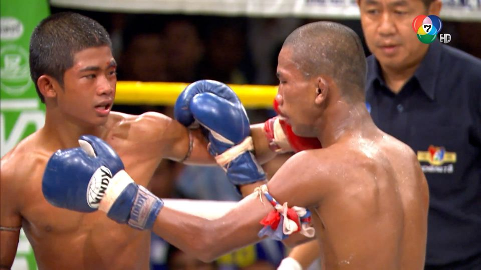 ช็อตเด็ดแม่ไม้มวยไทย 7 สี : 28 ก.ค.64 ไท พรัญชัย vs สะแกงาม จิตเมืองนนท์