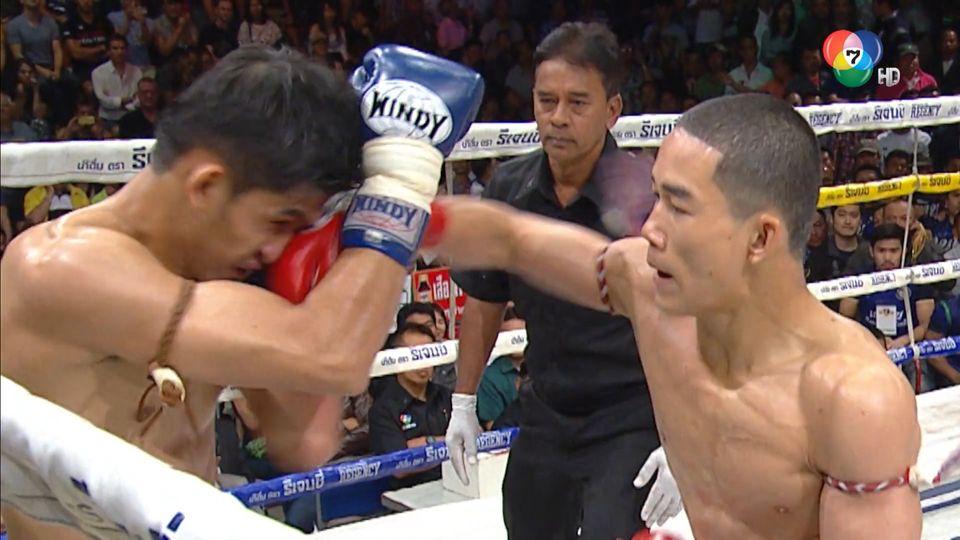 ช็อตเด็ดแม่ไม้มวยไทย 7 สี : 31 ก.ค.64 คมเพชร ศิษย์สารวัตรเสือ vs เนเงิน P.K. แสนชัยมวยไทยยิม