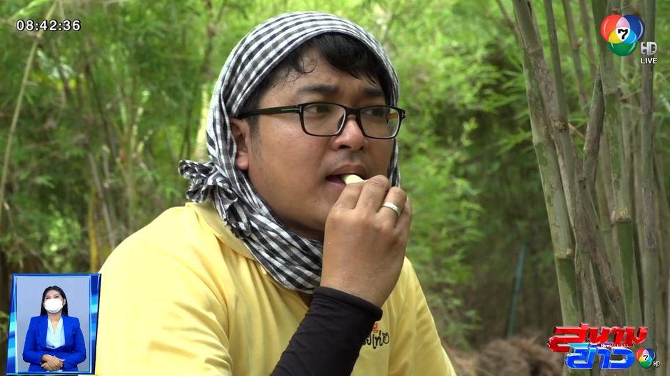 เจษฎาโอ้โฮ : หน่อไม้หวาน กินดิบได้ จ.หนองบัวลำภู