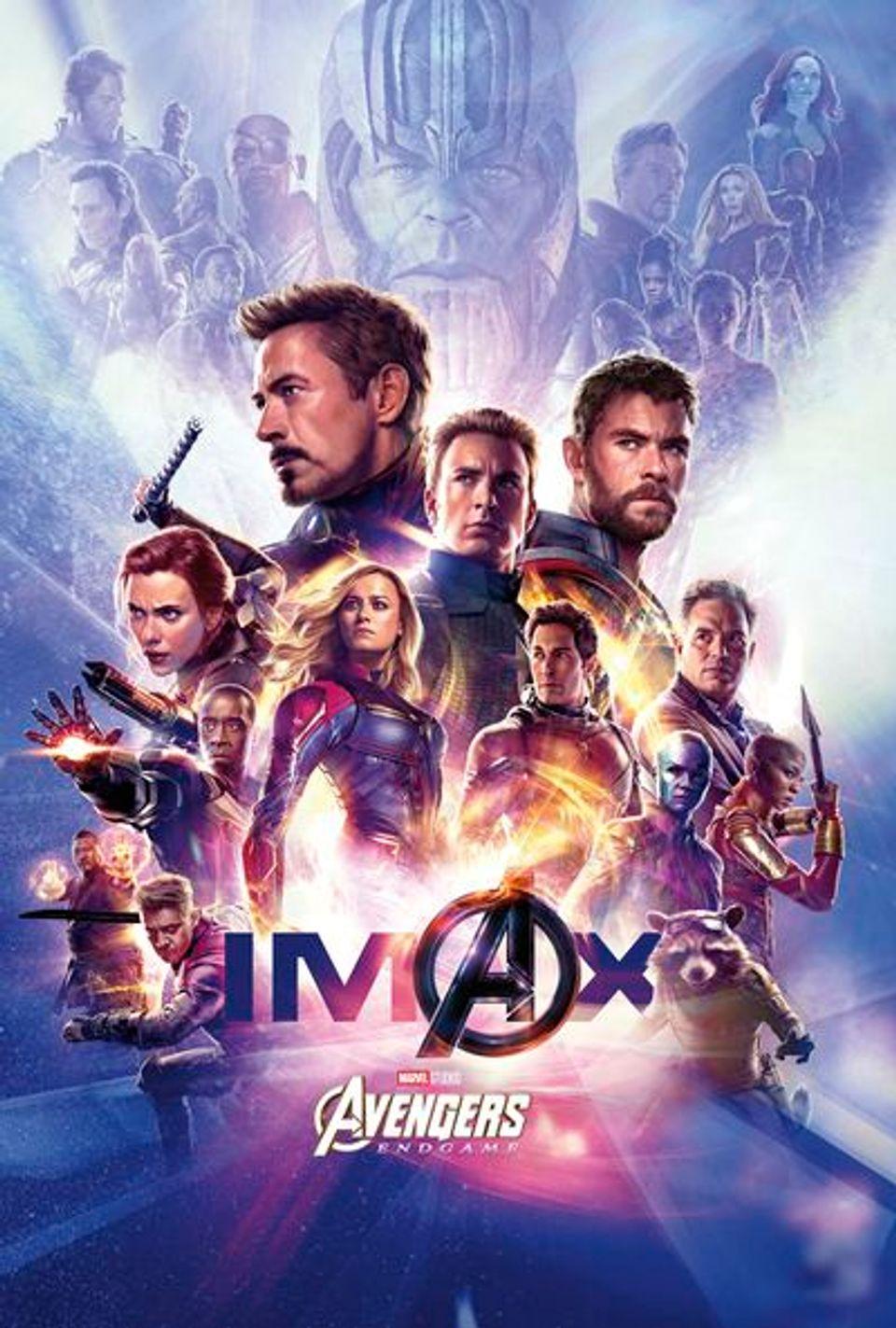 """ภ.ฝรั่ง """"Avengers : Endgame อเวนเจอร์ส : เผด็จศึก"""" (AVENGERS : ENDGAME)"""