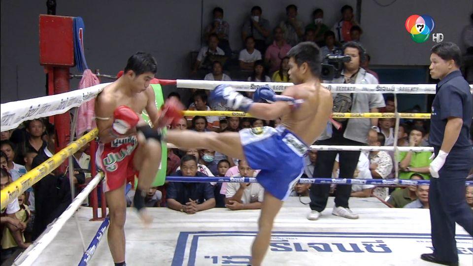 ช็อตเด็ดแม่ไม้มวยไทย 7 สี : 25 ก.ย.64 จ้าวซัน ลูกเหนือปฐพี vs มังกรหยก ต้อยธุรกิจบันเทิง