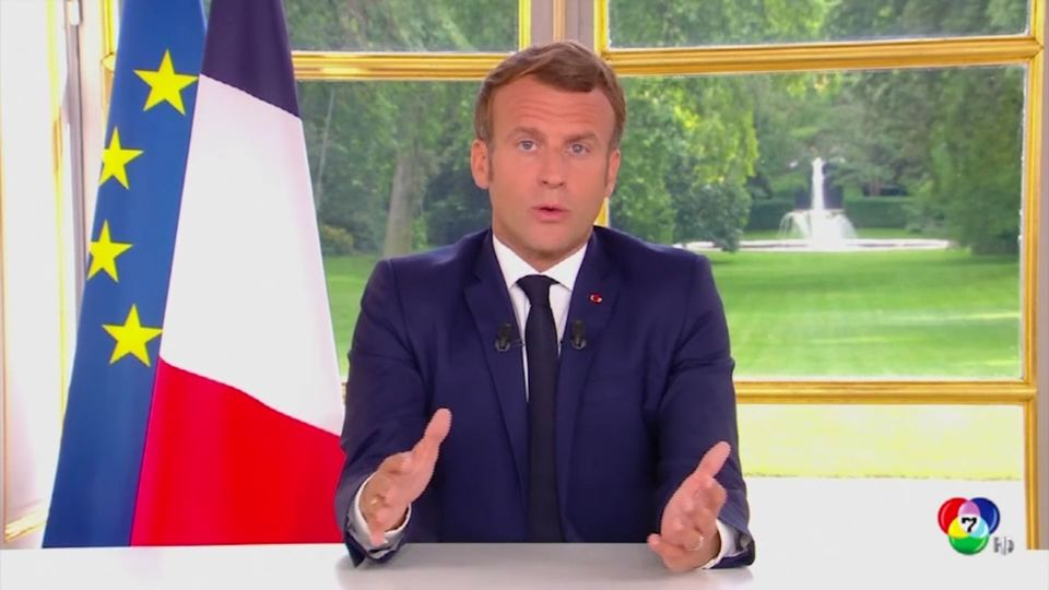 ฝรั่งเศสจะบริจาควัคซีนเพิ่มเป็น 2 เท่า ให้ประเทศยากจน