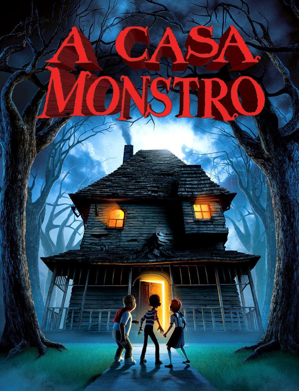 """ภ.แอนิเมชัน """"บ้านผีสิง"""" (MONSTER HOUSE)"""