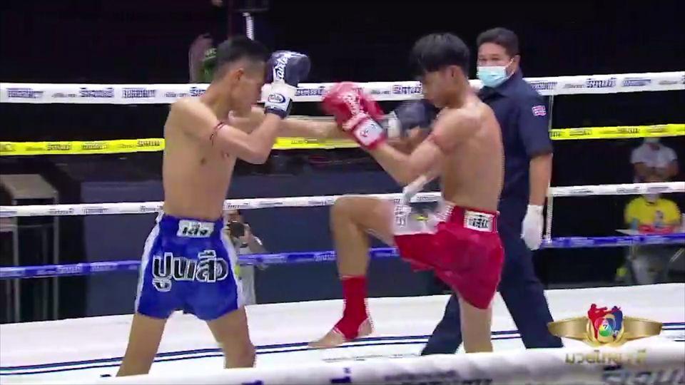 มวยเด็ด วิกหมอชิต : ผลมวยไทย 7 สี 24 ต.ค.64 เพชรสังวาลย์ ส.กาแฟมวยไทย vs สุดยอด เอราวัณ