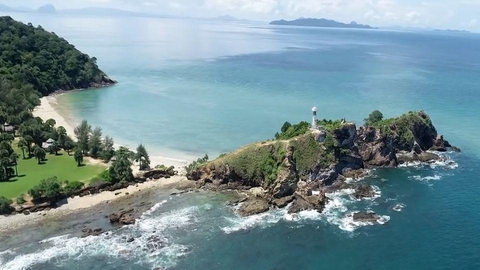 หมู่เกาะลันตา พร้อมรับนักท่องเที่ยว 1 พ.ย.นี้