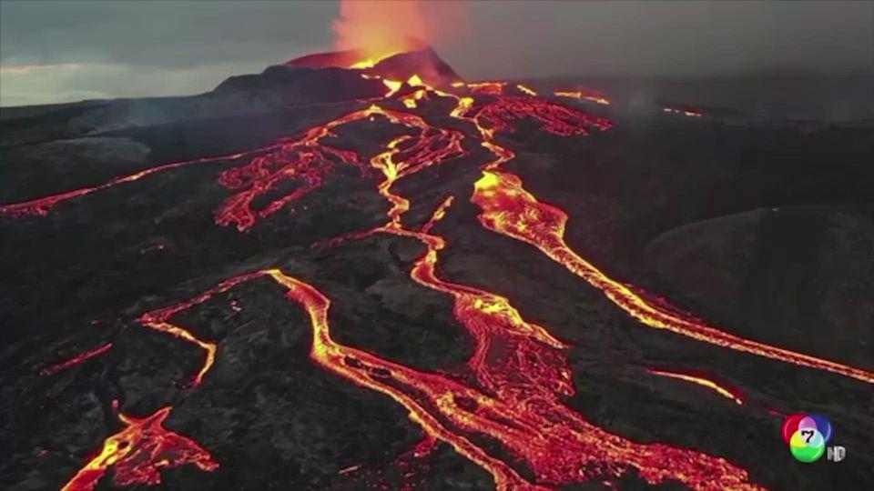 ภูเขาไฟ กราตัลช์ฟยาตล์ ปะทุนานต่อเนื่อง 6 เดือน