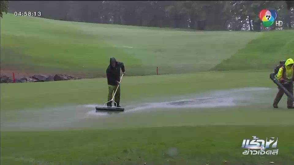 กอล์ฟ แคมเบีย พอร์ทแลนด์ฯ พายุฝนเล่นงาน - จิน ยอง โค คว้าแชมป์ โปรเหมียวที่ 5 ร่วม