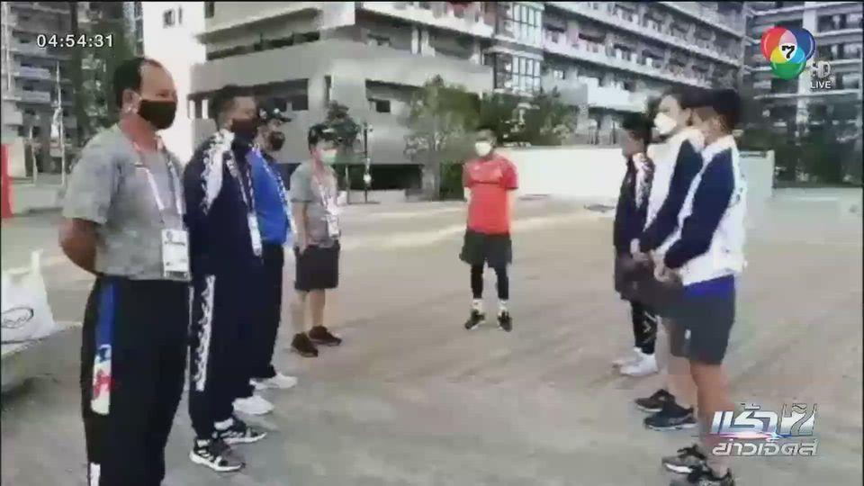 ความเคลื่อนไหวนักกีฬาไทยในโอลิมปิก - โค้ชเข้มงวด เทนนิส-จูเนียร์